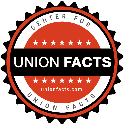 Center for Union Facts logo