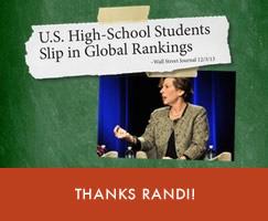 Thanks Randi!