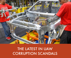 The Latest in UAW Corruption Scandals