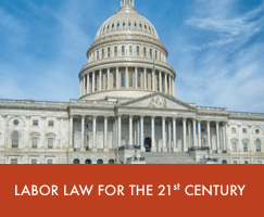 Labor Law for the 21st Century